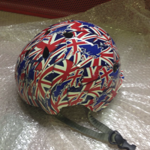 Hidroimpresión para cascos ~ Special Paint1
