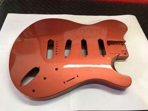 guitarra fabricada por impresión 3D ~ Special Paint