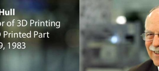 Historia de la Impresión 3D - Special Paint
