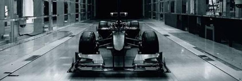 La impresión 3D en la Fórmula 1 - Special Paint