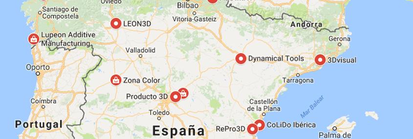 Empresas de Impresión 3D en España - Special Paint