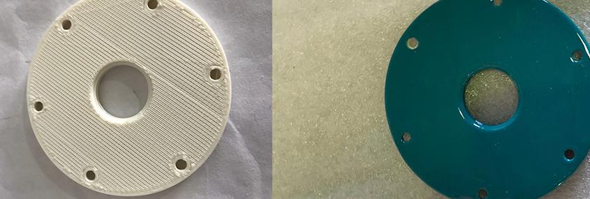 Acabado de Impresión 3D para MPM Impresión 3D - Special Paint
