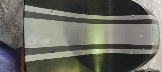 Hidroimpresión de una moto
