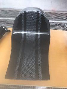 Hidroimpresión de una moto - Special Paint