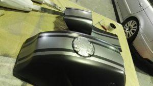 personalizar una moto por hidroimpresión - Special Paint