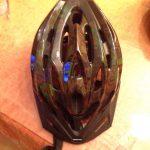 Hidroimpresión de una bicicleta