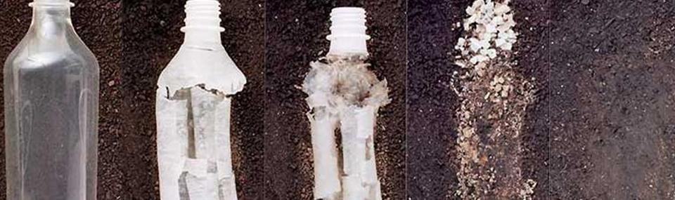 el PLA es biodegradable