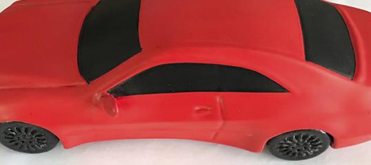 Pulido y pintado de piezas de impresión 3D